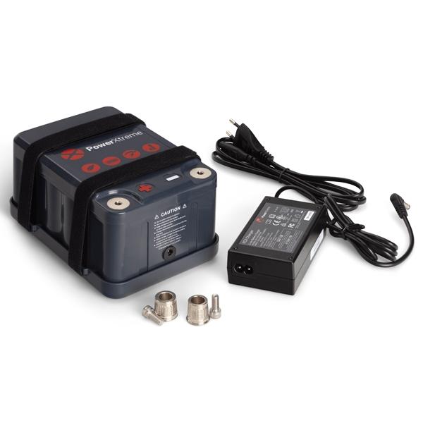 PowerXtreme X10 Lithium Ionen Batterie ultraleicht 10Ah