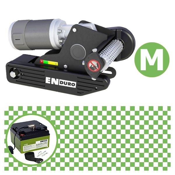 Enduro EM203 Rangierhilfe 11825 mit Power Set Green M Enduro