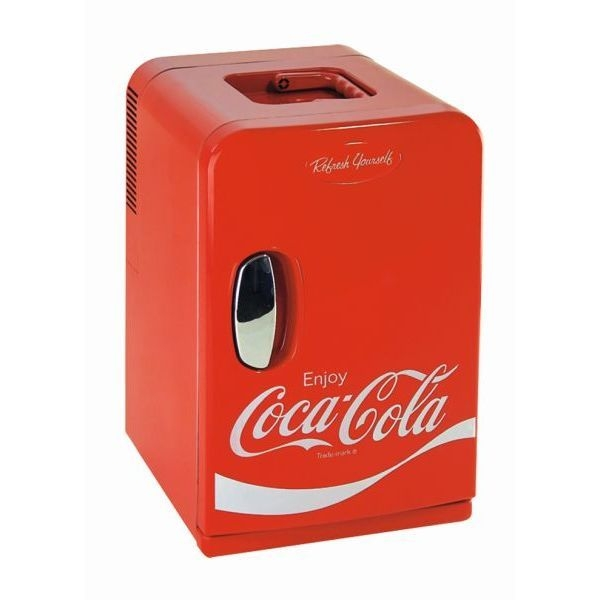 Mini Kühlschrank EZETIL Coca Cola Mini Fridge MF 15