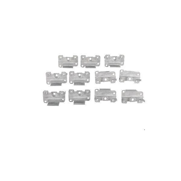 Montageset DOMETIC für Midi Heki DS 53 - 60 mm