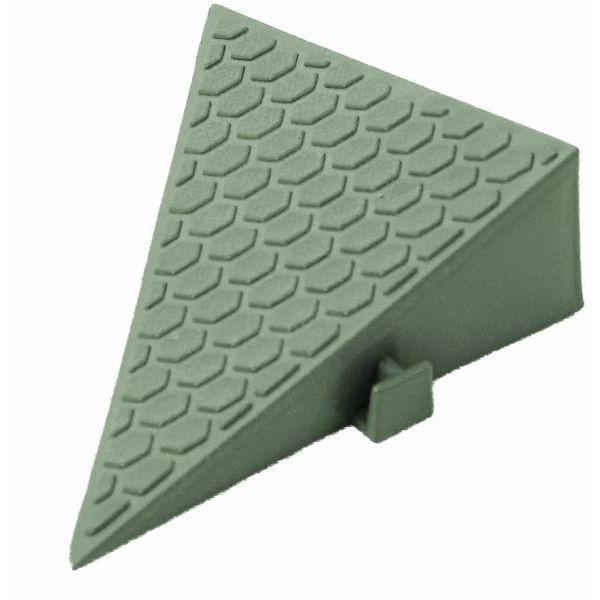 Bodenplatte BRUNNER Eckteil Deck Corner grün