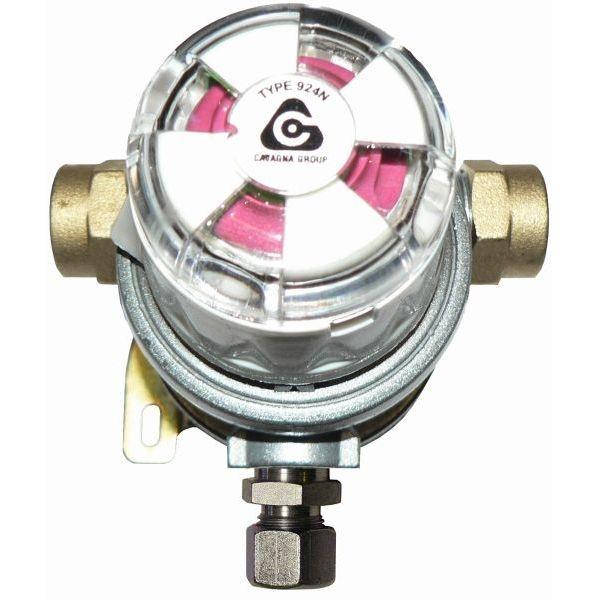 Umschaltanlage TGO Multimatik 50 mbar 8 mm SRV ohne Prüfventil