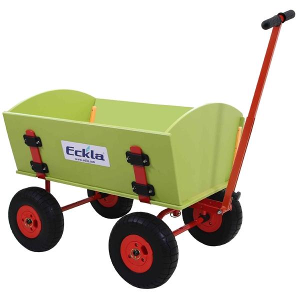 ECKLA Bollerwagen EcklaTrak Easy 70 cm Playtec Luftreifen 78250