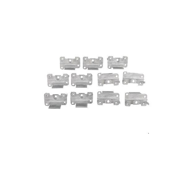 Montageset DOMETIC für Midi Heki DS 25 - 29 mm