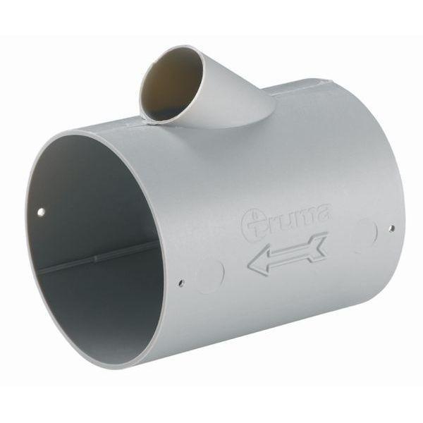 Abzweig-T TRUMA AT für Rohr ø 65/72 mm Ausgang ø 22 mm