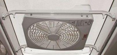 Ventilator Kit FIAMMA Turbo Kit für Dachhaube