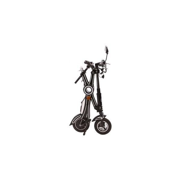UEBLER E-Scooter 21010 faltbar schwarz