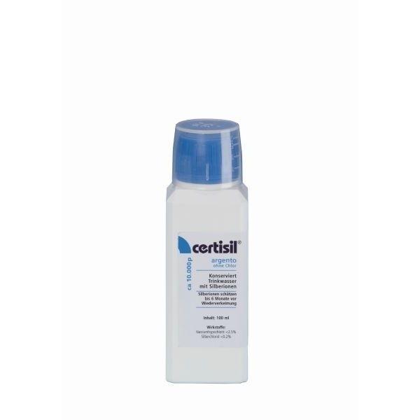 Wasserdesinfektion CERTISIL Argento CA 10000 P