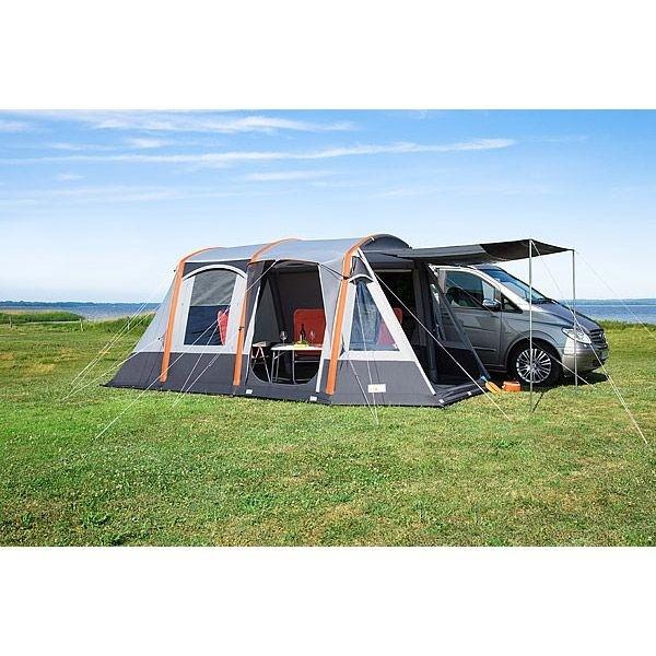 DWT Pegasus Air Vorzelt Luftzelt Bus inkl. Zeltboden 300x500 cm
