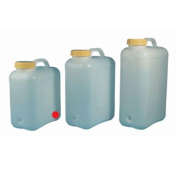 Weithals Wasserkanister COMET 13 Liter mit Tragegriff