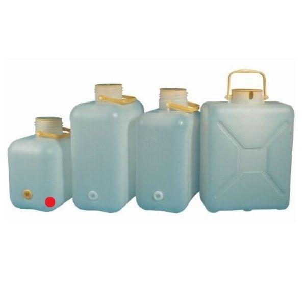 Weithals Wasserkanister COMET 10 Liter mit Bügelgriff