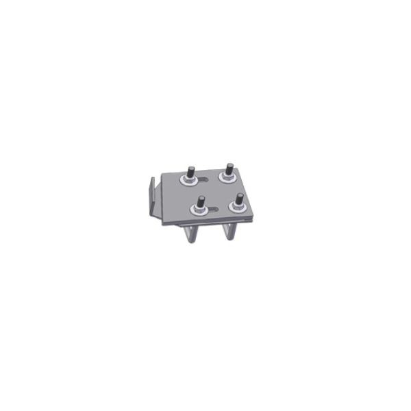 Easydriver Adapter Reich 227-2145K Befestigungssatz schräg