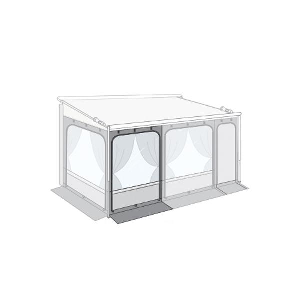 Markise FIAMMA Caravanstore ZIP XL 500 cm Royal grey