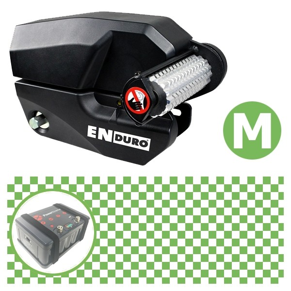 Enduro EM303+ Plus Rangierhilfe 11795 mit Power Set Green M X20