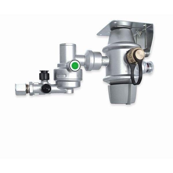 Gasdruckregler TRUMA Duo Control CS horizontale Deckenmontage