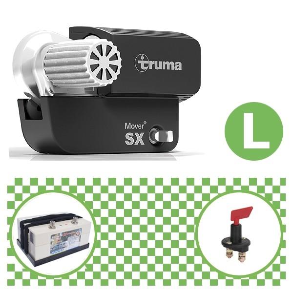 Truma Mover SX Rangierhilfe mit Power Set Green L X30