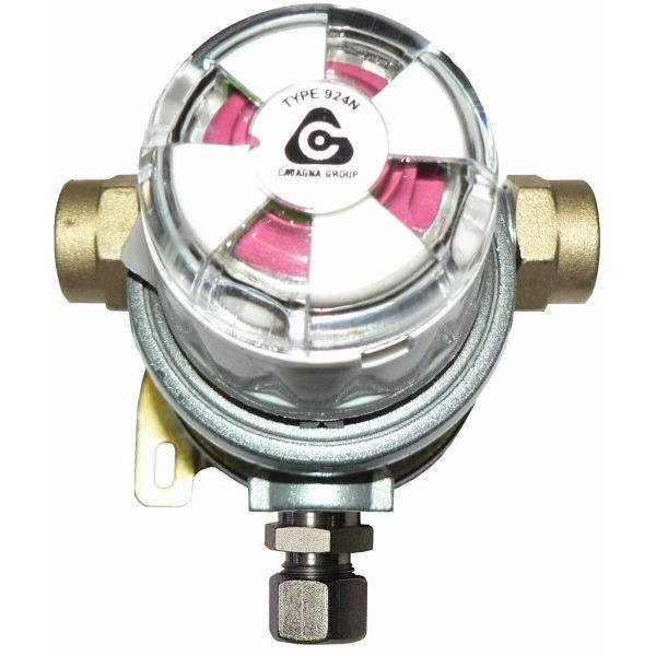 Umschaltanlage TGO Multimatik 30 mbar 8 mm SRV ohne Prüfventil