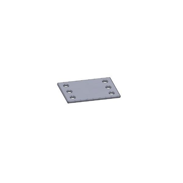 Easydriver Adapter Reich 227-2308S Distanzplatten-Set 5 mm SMART