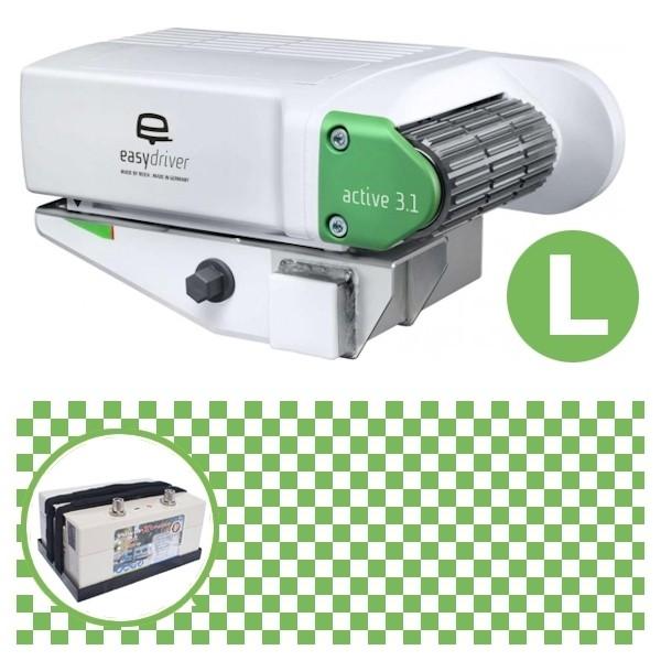 Easydriver active 3.1 Rangierhilfe Reich mit Power Set Green L X30