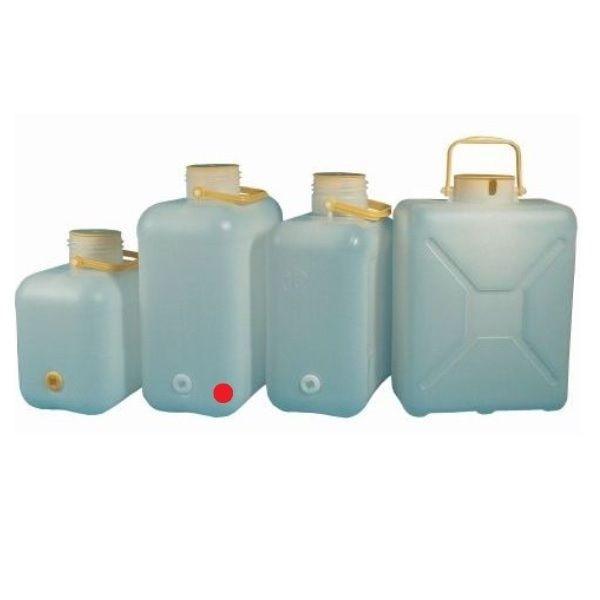 Weithals Wasserkanister COMET 14 Liter mit Bügelgriff