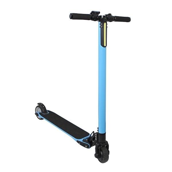 EUFAB E-Scooter Elektro Roller 14506 blau
