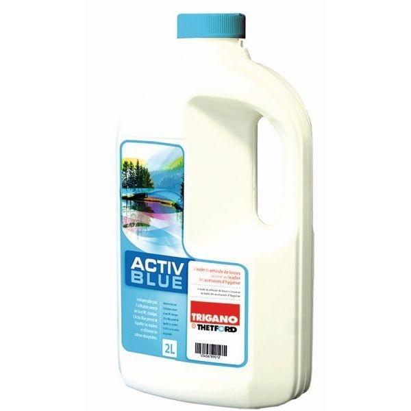 Sanitär Flüssigkeit TRIGANO Activ Blue 2000 ml