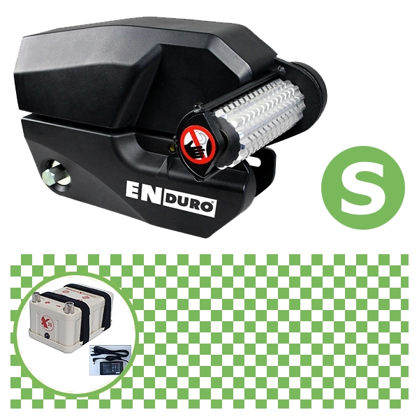 Enduro EM303+ Plus Rangierhilfe 11795 mit Power Set Green S X10