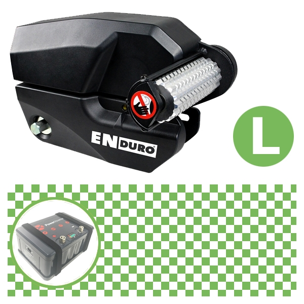 Enduro EM303+ Plus Rangierhilfe 11795 mit Power Set Green L X30
