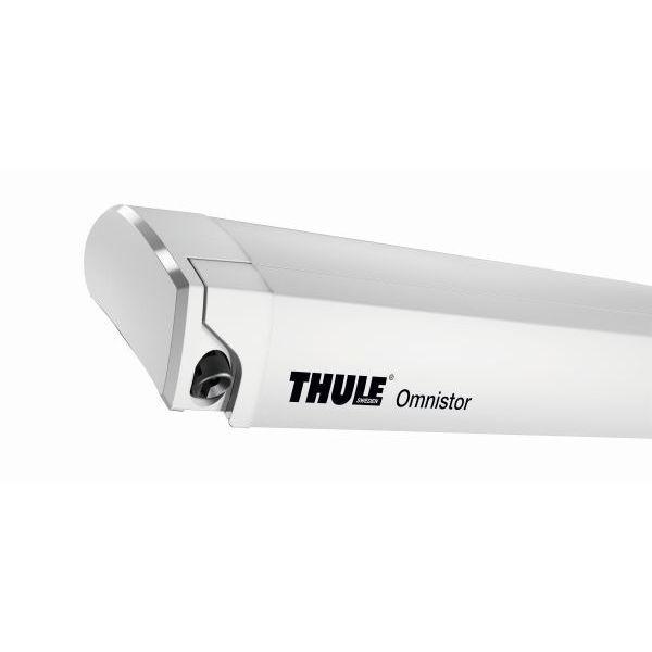 Markise THULE Omnistor 9200 Mystic grau 450 cm Gehäuse weiß