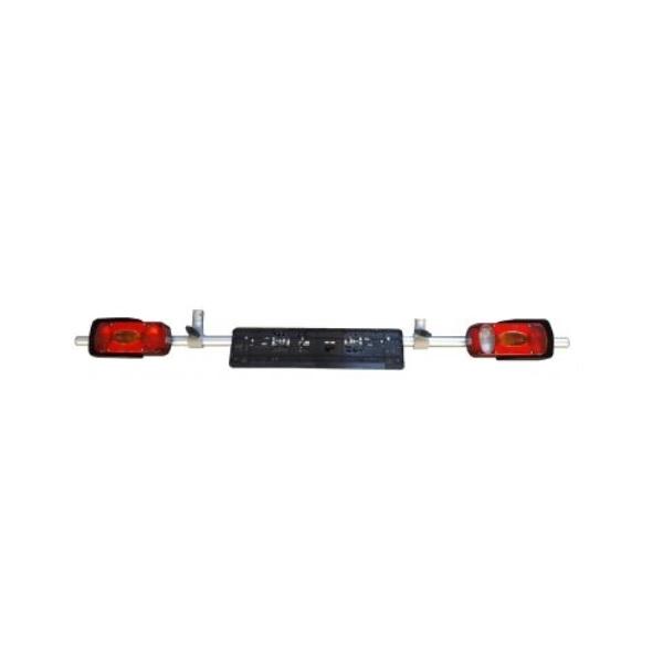 Beleuchtungsleiste ALU-LINE für EuroCarry Fiat Ducato
