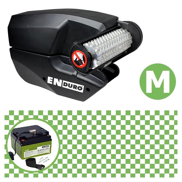 Enduro EM303A+ Plus Rangierhilfe 11796 mit Power Set Green M Enduro