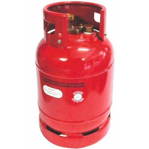Brenngas Tankflasche GUG 23 Liter ø 300 stehend