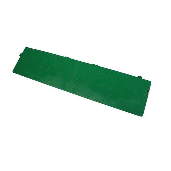 Bodenrost CLIPPY Längsrampe laub grün