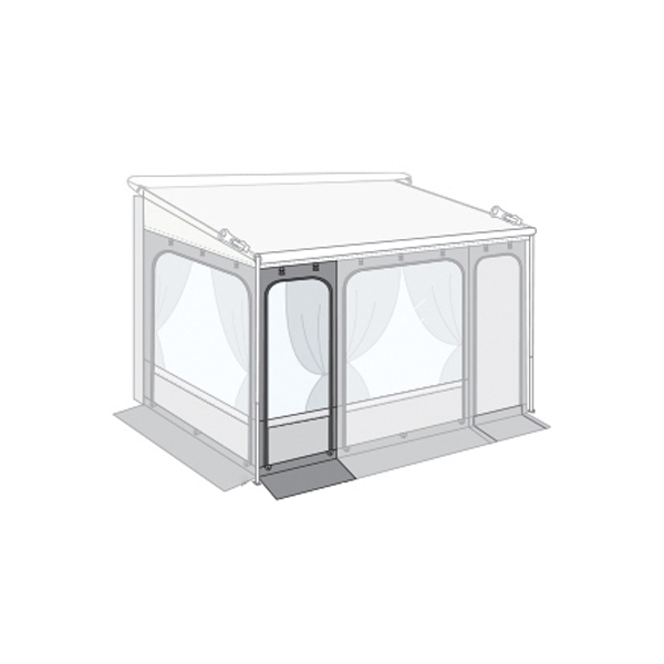 Markise FIAMMA Caravanstore ZIP XL 440 cm Royal grey