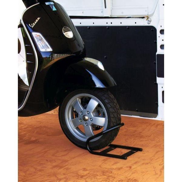 Reifenblockiersystem FIAMMA Carry Moto Wheel Chock Front