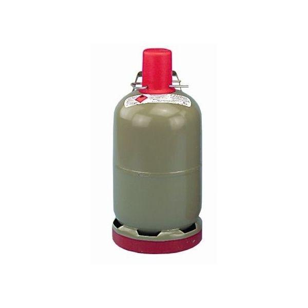Stahl Gasflasche 5 KG leer