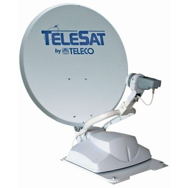 Automatische Sat Anlage TELECO Telesat 85