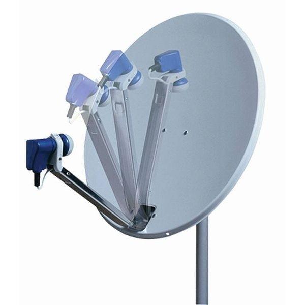 Sat Antenne MAXVIEW 60 cm Metallspiegel