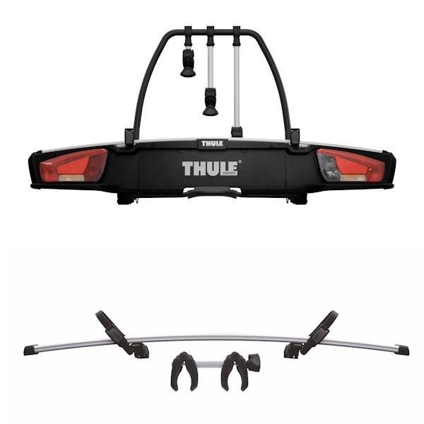 THULE 939 VeloSpace XT 3 Fahrradträger für 4 Räder 3+1 inkl. 9381