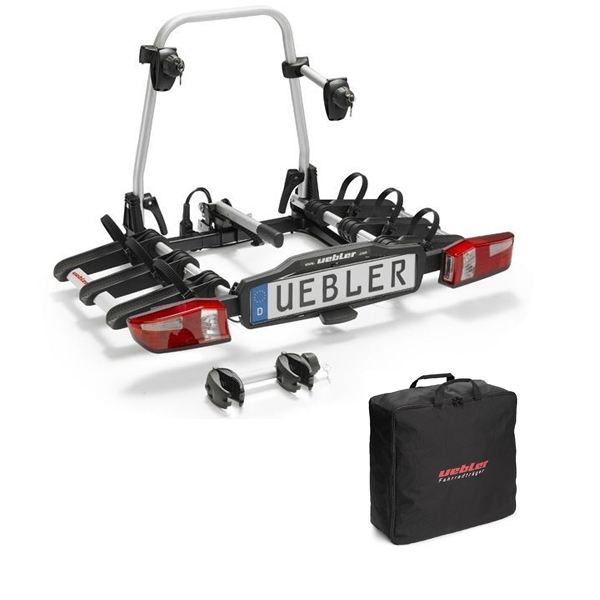 UEBLER X31 S Fahrradträger 15770 3 Räder faltbar inkl. Tasche