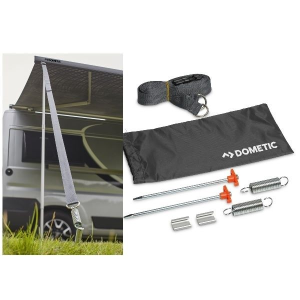 Sturmverspannung DOMETIC Awning Tie Down Kit
