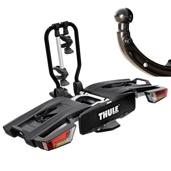 THULE 9655 EasyFold XT F 2 Fix4Bike Fahrradträger faltbar