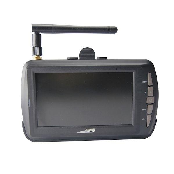 PRO USER DRC4340 Rückfahr-Kamerasystem kabellos 4,3 Zoll 20137