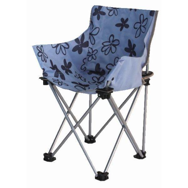 Kinderfaltstuhl EUROTRAIL Xavier blau