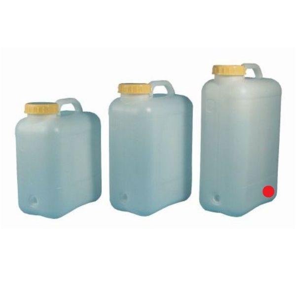 Weithals Wasserkanister COMET 19 Liter mit Tragegriff
