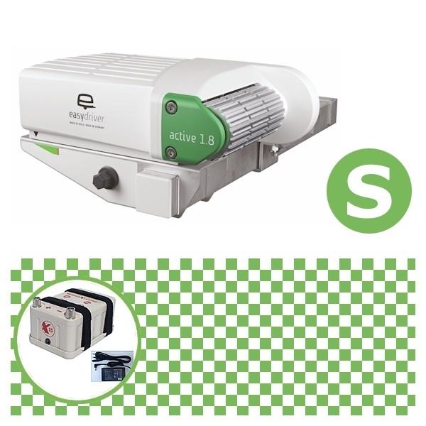 Easydriver active 1.8 Rangierhilfe Reich mit Power Set Green S X10