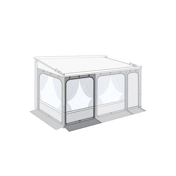 Markise FIAMMA Caravanstore ZIP XL 500 cm Royal grey