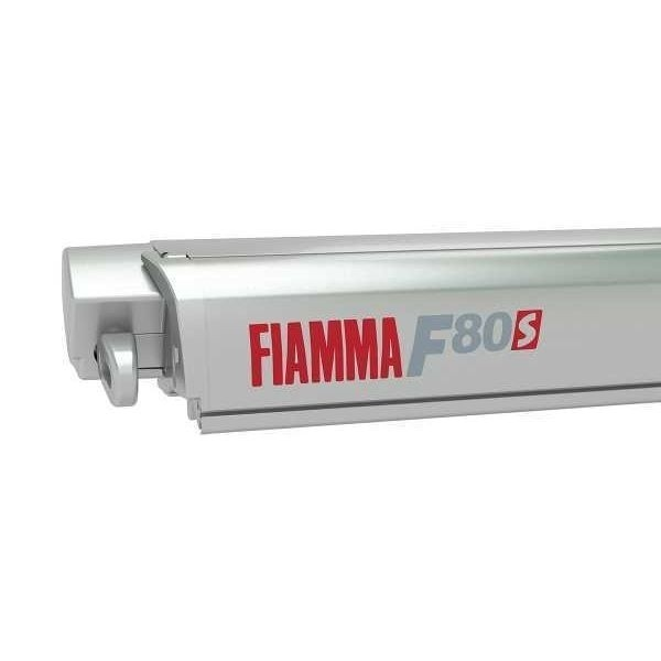 Markise FIAMMA F80 S 290 Royal grey Gehäuse titanium