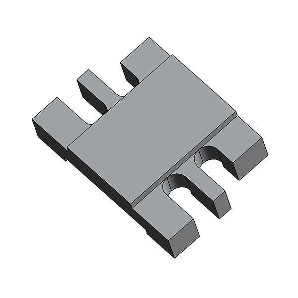 Easydriver Adapter Reich 227-1647S Distanzplatten-Set 20 mm
