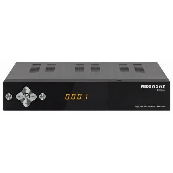 Satelliten Receiver MEGASAT HD 350